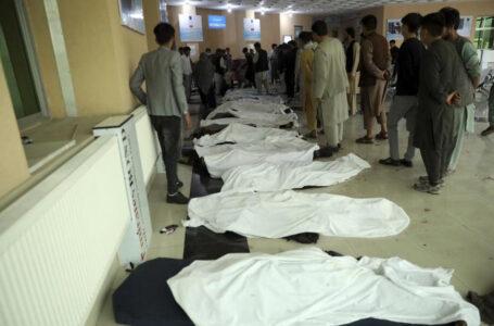 Bomba contro una scuola a Kabul, strage di studentesse