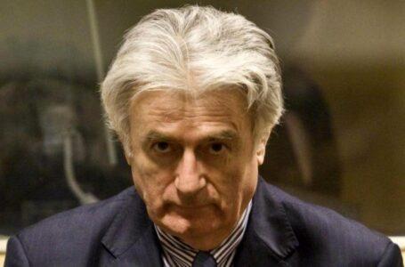 Karadzic, l'uomo della strage di Srebrenica, finirà di scontare l'ergastolo in un carcere britannico