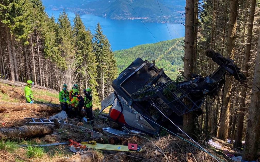 Funivia del lago di Stresa, tragedia tutta di casa anche se la memoria corre al Cermis