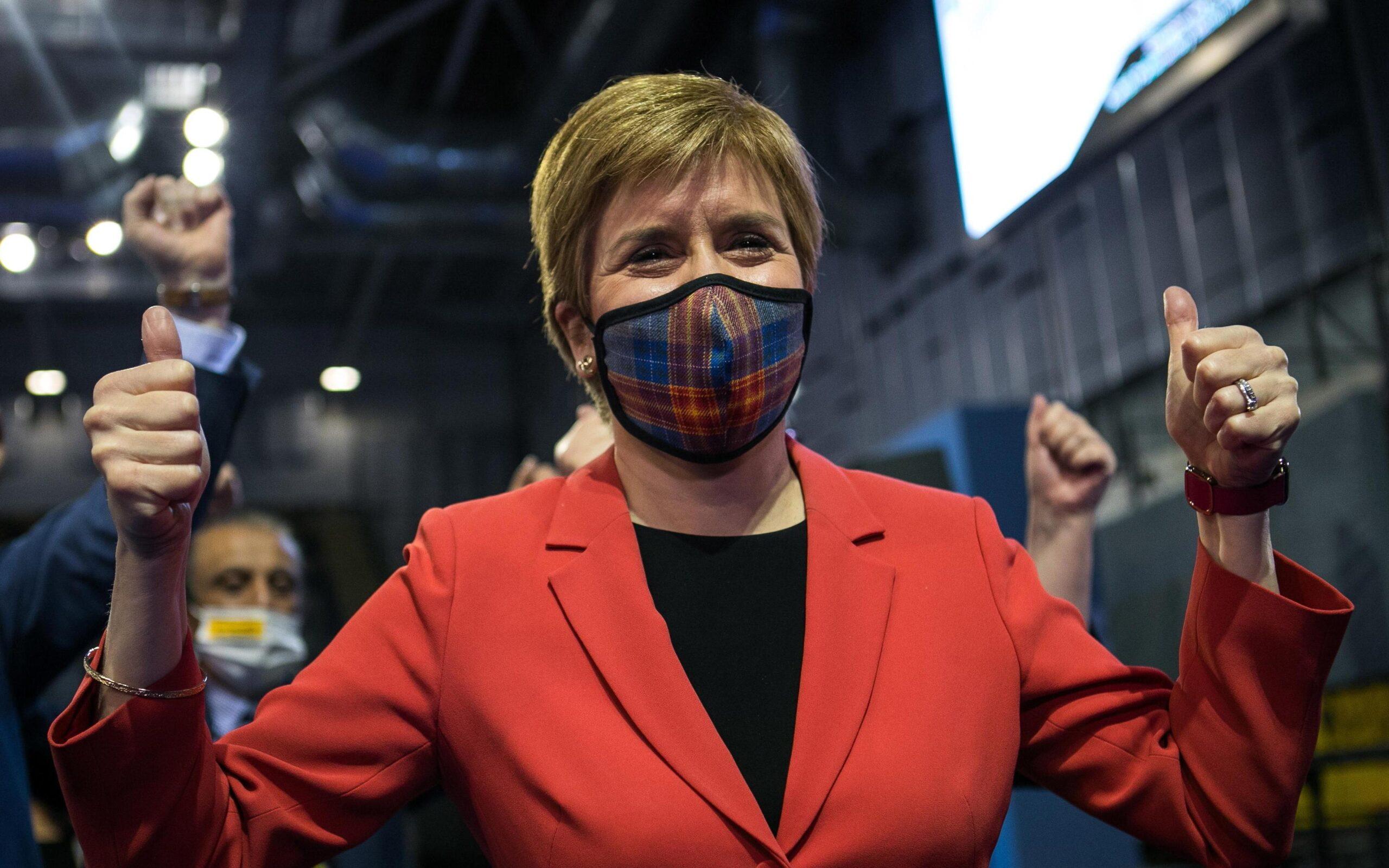 Indipendentisti in Scozia, Boris in Inghilterra, Labour solo il sindaco di Londra