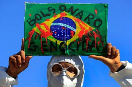 Brasile-Covid, oltre il mezzo milione di morti. Il piano criminale di Jair Bolsonaro