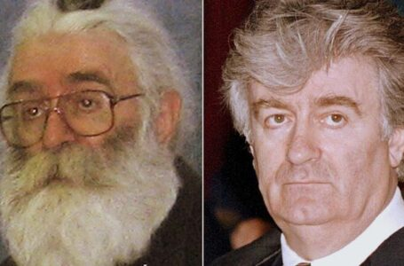 Karadzic, le rare immagini dopo la sua mai chiarita cattura a Belgrado