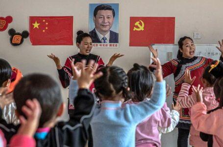 Più culle cinesi in nome del Partito