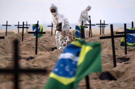 Brasile nero Bolsonaro: 550mila morti per covid, 29 cambi di ministri, corsa verso il 'centrão'