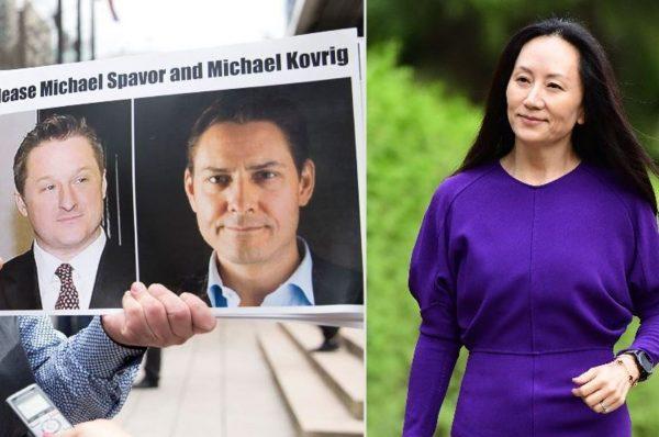 Come uno scambio di spie, Lady Huawei erede dell'impero elettronico torna in Cina e due canadesi a casa
