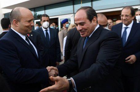 Vertice Egitto-Israele sull'Iran 'atomico' e altre cose segrete