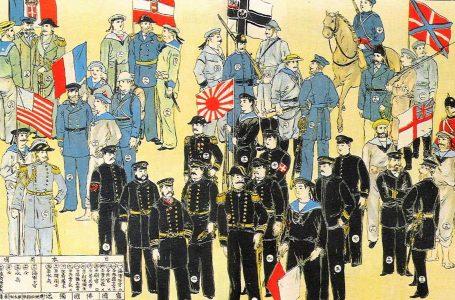 C'ERA UNA VOLTA - Un secolo di guerre cinesi, pro memoria e saggezza. Dall'attacco coloniale europeo del 1900, quei bugiardi '55 giorni a Pechino'