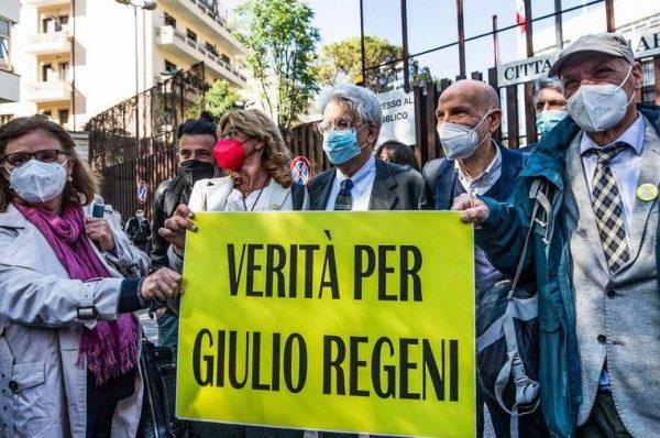 Processo ai torturatori di Regeni e al regime complice di al-Sisi. Il governo italiano parte civile