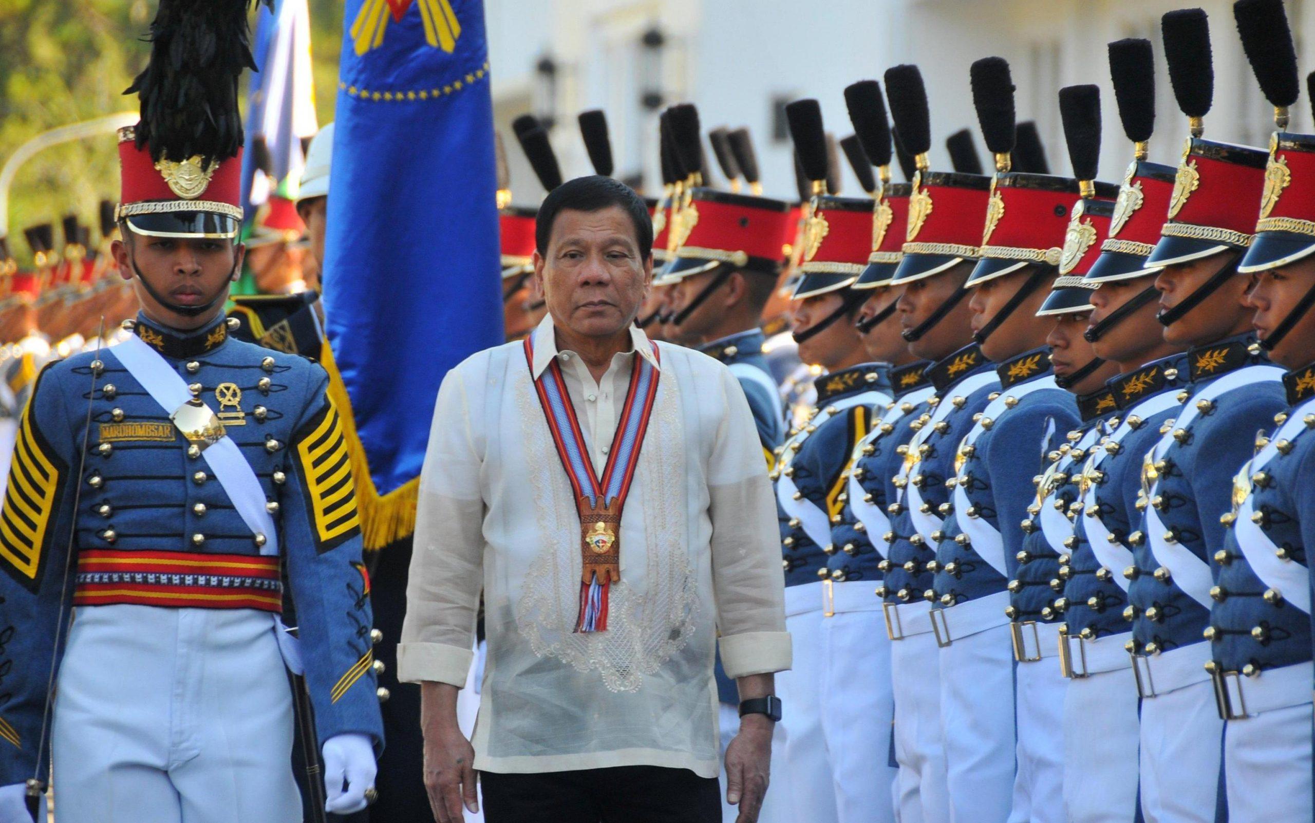 Filippine, bluff Duterte, presidente-despota: «Mi ritiro dalla politica». Ma è pronta la figlia